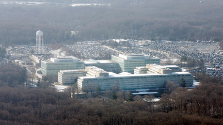 'Holy grail' for spies: Sensitive US Air Force documents left exposed online