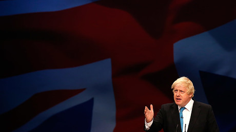 Boris Johnson © Phil Noble