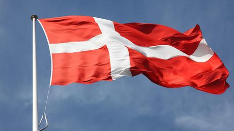 Flag of Denmark © pejft