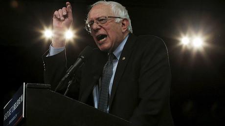 Bernie Sanders © Brian Snyder