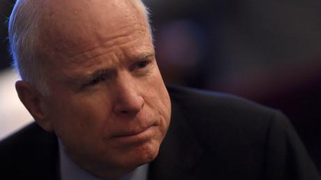US Senator John McCain © Mark Makela