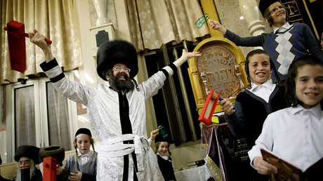 Purim parades hit streets across Israel