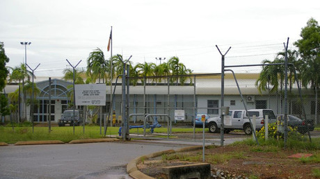 The Don Dale Youth Detention Center. © Bidgee