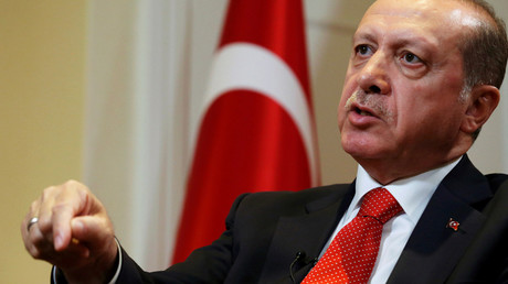 Turkish President Recep Tayyip Erdogan © Brendan McDermid