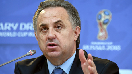 'We should prepare for World Cup, not react to British media swipes' – Russian Deputy PM Mutko