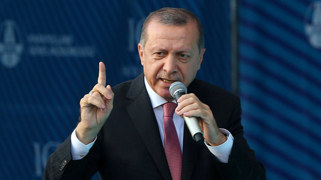 Turkey's President Tayyip Erdogan © Murad Sezer / Reuters