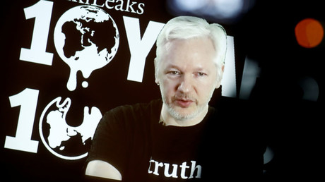 #Vault7: Assange answering questions on WikiLeaks 'Dark Matter' release data dump