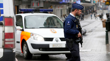 Belgian police stop attempted car-ramming attack in Antwerp