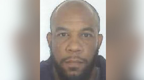 British police release image of Westminster terrorist attacker Khalid Masood