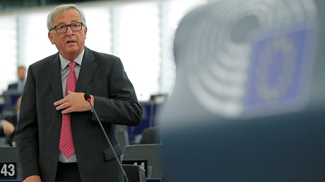 European Commission President Jean-Claude Juncker © Vincent Kessler