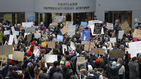 Trump has authority to issue revised travel ban, Virginia judge rules