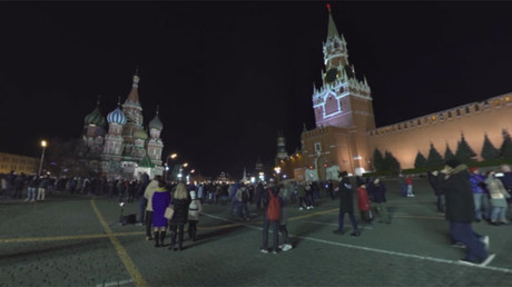 Earth Hour 360: Lights off for Moscow venues joining worldwide flash mob