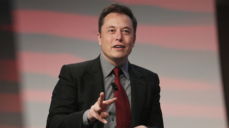 Tesla Motors CEO Elon Musk. © Rebecca Cook