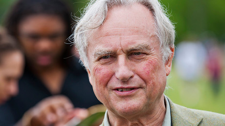 Richard Dawkins © Chris Keane