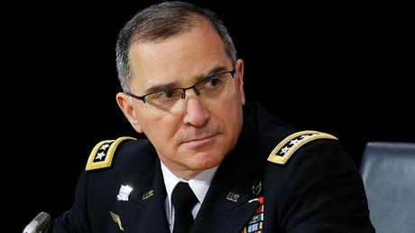 U.S. Army General Curtis Scaparrotti © Francois Lenoir