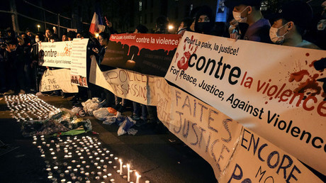 2nd night of clashes in Paris after police killed Chinese man