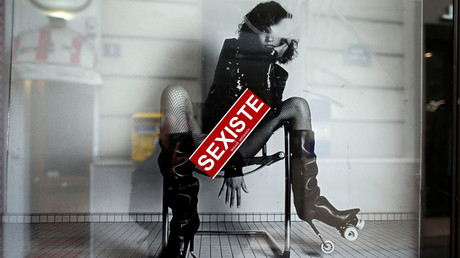 Paris bans sexist, discriminatory & homophobic ads on billboards