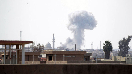 'US airstrikes that kill civilians in Mosul allow ISIS to thrive'
