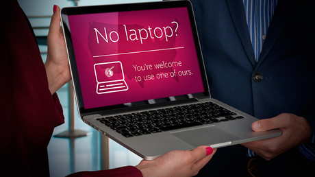 Qatar Airways offers free laptops on US flights to circumvent electronics ban