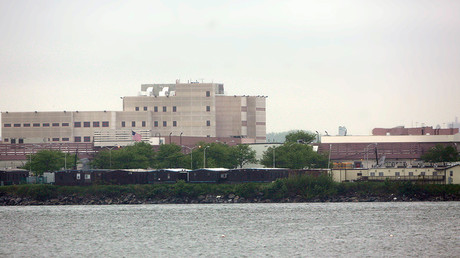 Buildings of the jail at Rikers Island, New York © Chip East