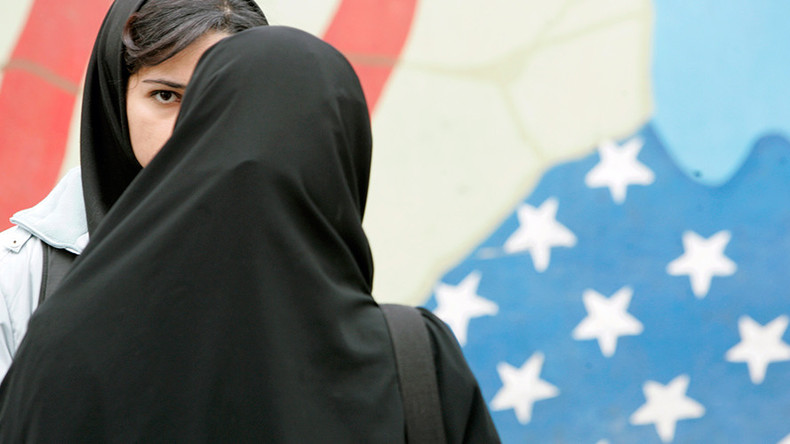 Police search for Georgia man who ripped hijab off Muslim ...