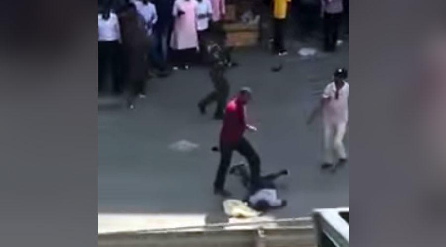 Youtube Kenya Shooting