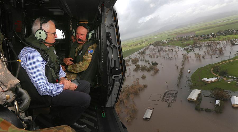 3 dead, tens of thousands evacuated as Cyclone Debbie ravages Australia (PHOTOS, VIDEOS)