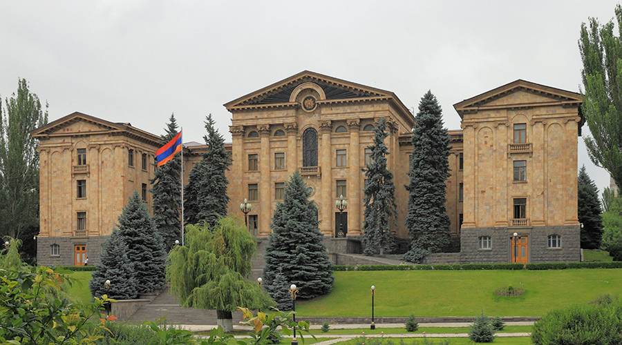 Armenia elects new parliament in first vote following constitutional reform