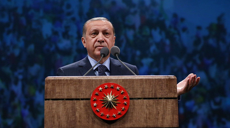 EU not accepting Turkey because bloc is a 'crusader alliance' listening to Pope – Erdogan
