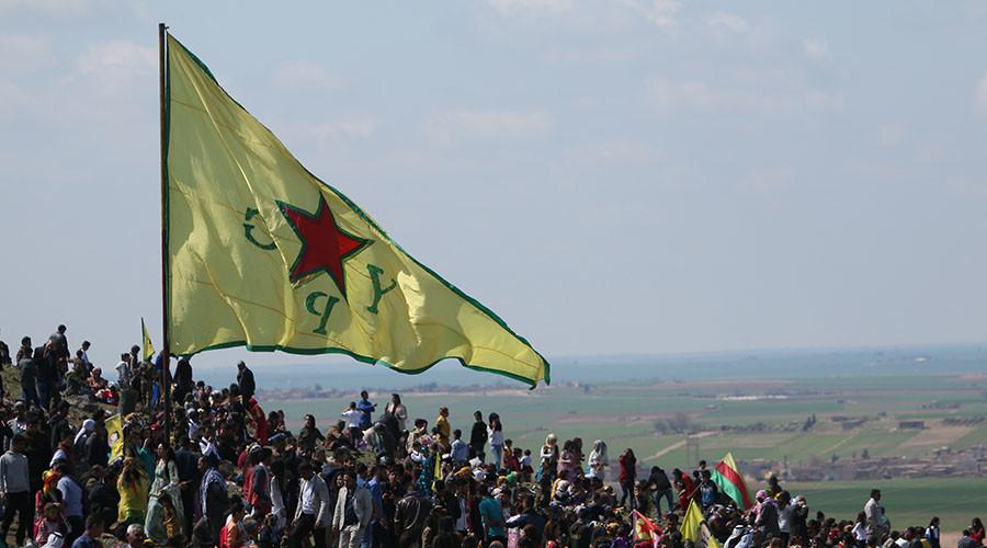 US to balkanize Syria under Kurdish pretext
