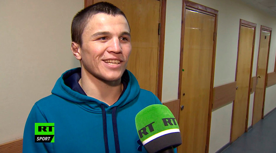 'Call me junior' – Omar Nurmagomedov on comparisons with cousin Khabib (RT Sport exclusive)