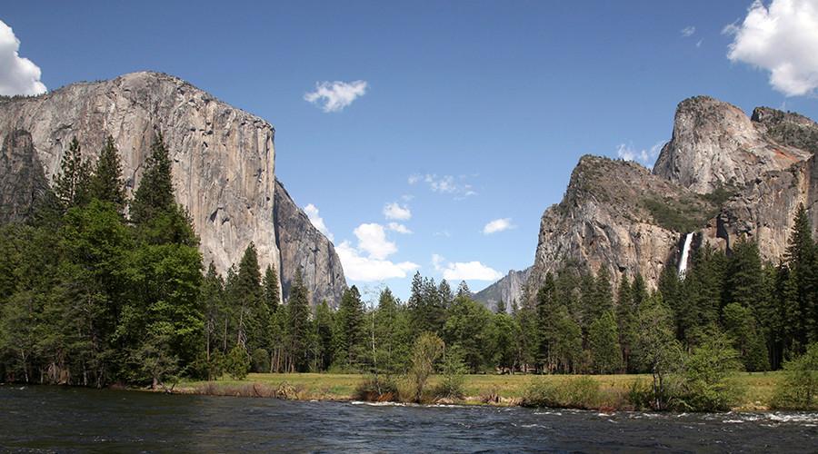 Critics fume after Trump donates salary to National Park Service
