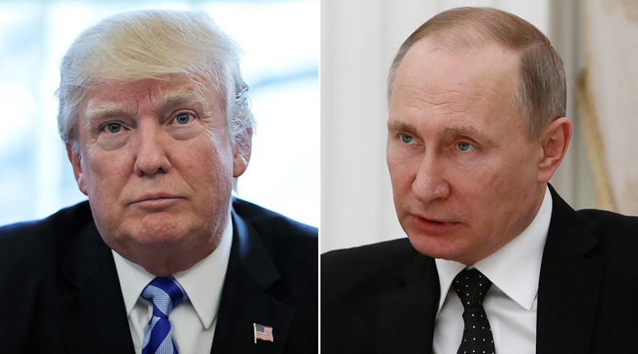 'Terrorism must be defeated': Trump offers condolences to Putin over St. Petersburg attack