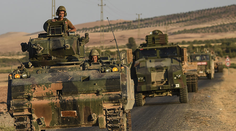 Erdogan vows 'good surprises' & more Turkish ops in Syria as Euphrates Shield 'ends'