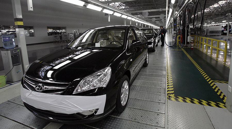 South Korean carmakers slash China production amid missile row