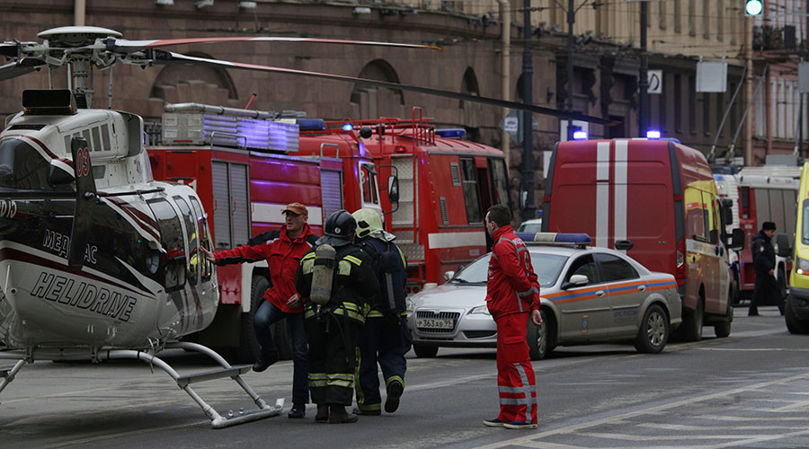 St Petersburg Metro blast in mainstream media: 'Any conspiracies go if it's about Russia'