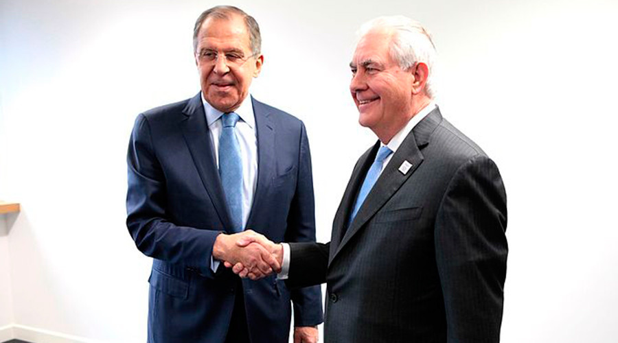 Lavrov promises to 'teach Tillerson to dance' after Secretary of State's 'no tango' jibe