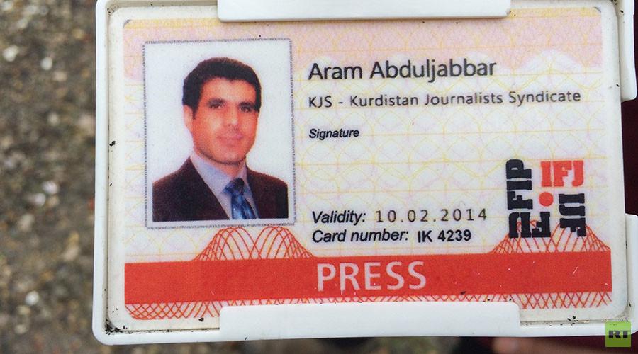 Kirkuk to Dunkirk: Kurdish journalist fights to stay in UK after fleeing assassins (RT EXCLUSIVE)
