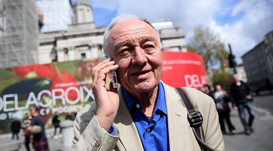 Former London Mayor Ken Livingstone defends Hitler comments as 'truth'