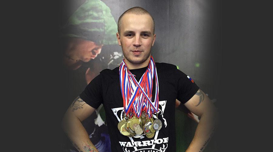 Russian hand-to-hand combat champion named as St. Petersburg bomb blast victim