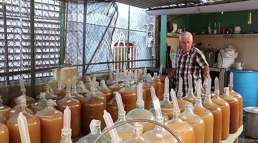 Wine not? Cuban winery uses condoms in fermentation (VIDEO)