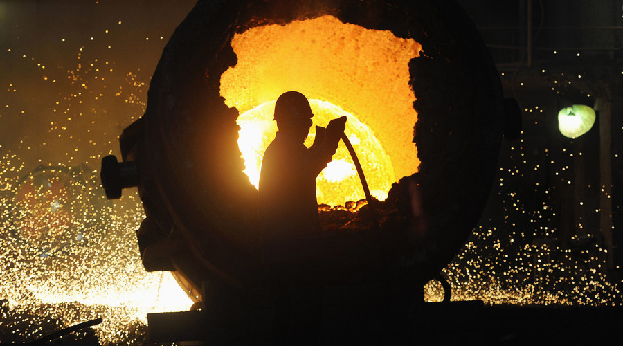 EU hits China with new 'anti-dumping' duties on steel imports, Beijing pledges retaliation