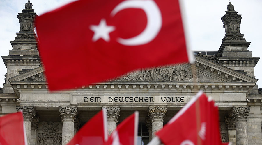 Germany investigates 20 'Turkish spies' complicit in snooping on Gulen movement