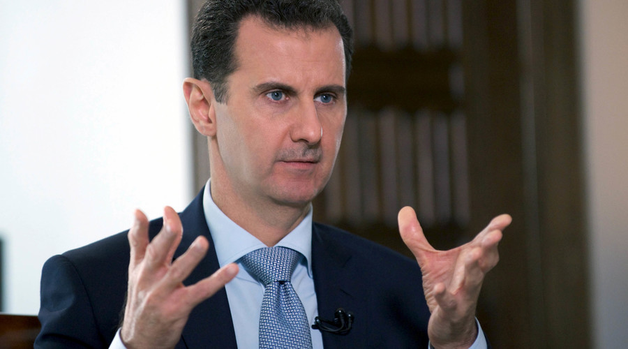 Is Washington's 'red line' in Syria the prospect of victory for Bashar Assad?
