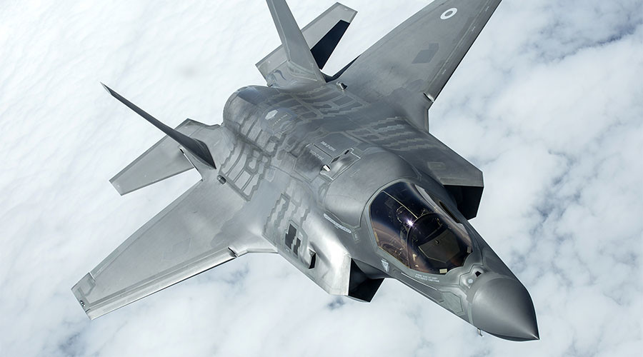 Plan to service F-35 jets in Turkey raises serious security concerns