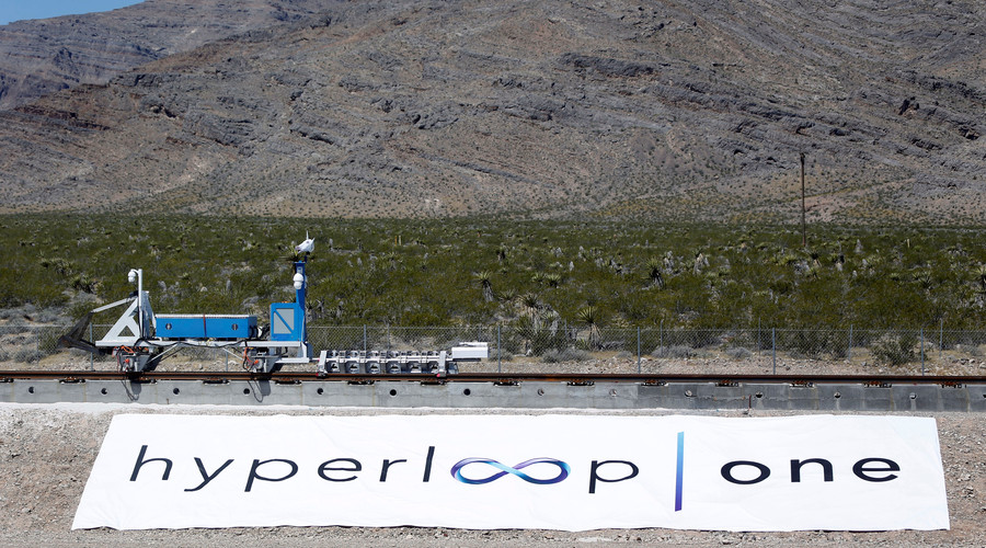 Survival of the fastest: Hyperloop One announces 35 global competitors for 'physical broadband'