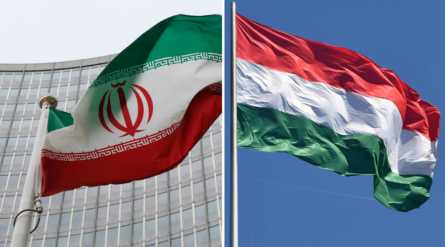 Iran & Hungary to develop nuclear plant for 'scientific-educational' purposes