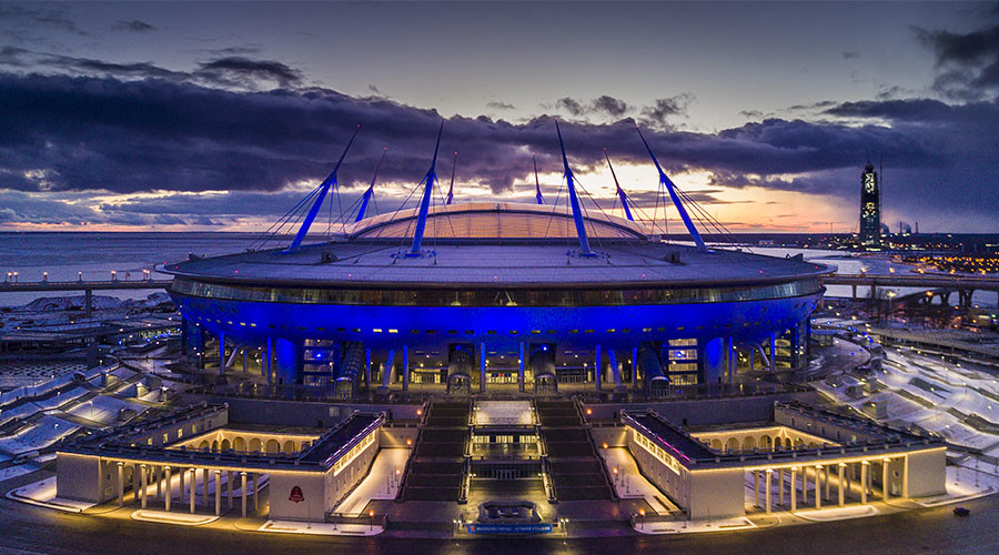 Zenit given go ahead to hold home games at new 'Stadium St. Petersburg'