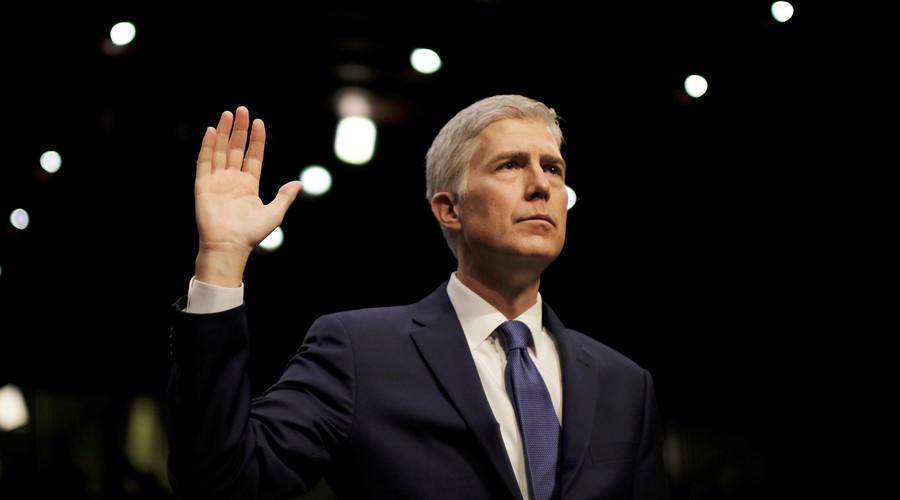 Senate Republicans 'go nuclear' to approve Gorsuch for US Supreme Court