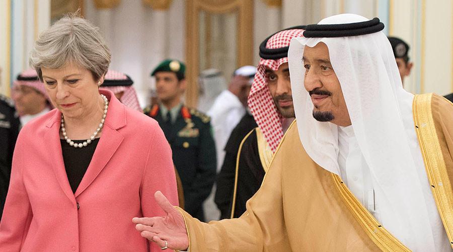 Is Britain selling its soul to Saudi Arabia amid EU divorce?